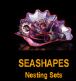 seashape nesting sets